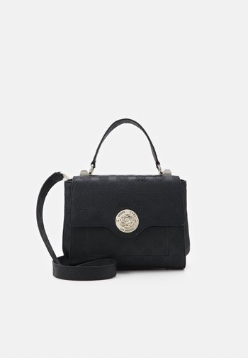 DAYANE TOP HANDLE FLAP - Handbag - black
