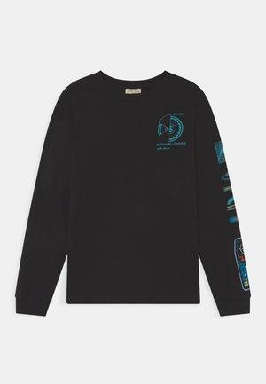 METEORITE - Bluzka z długim rękawem - black