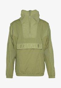 Jordan - Windbreakers - thermal green/thermal green - 0