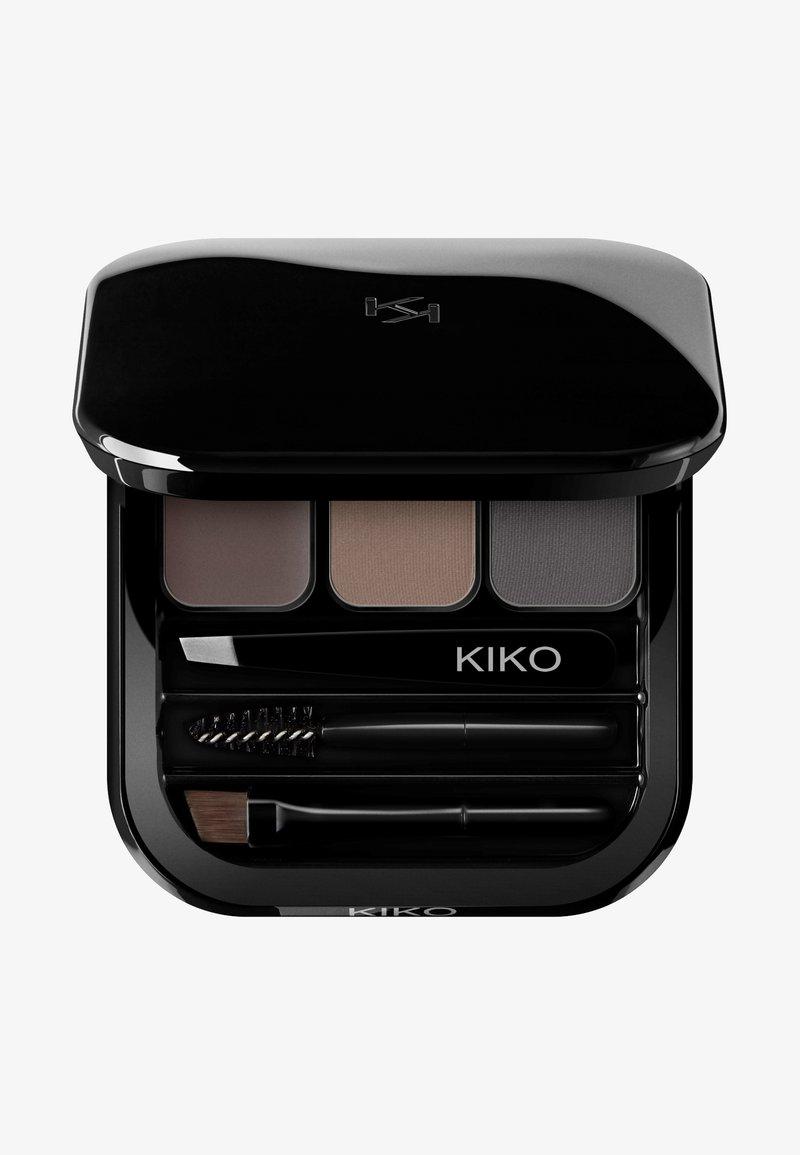 KIKO Milano - EYEBROW EXPERT PALETTE - Face palette - 03 brunette