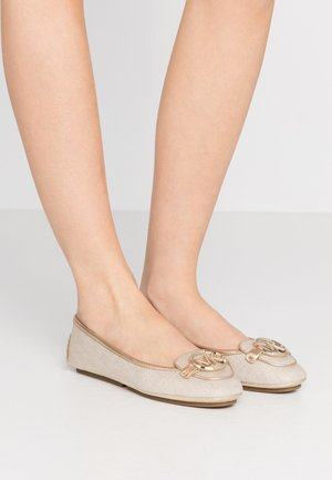 LILLIE - Ballet pumps - pale gold