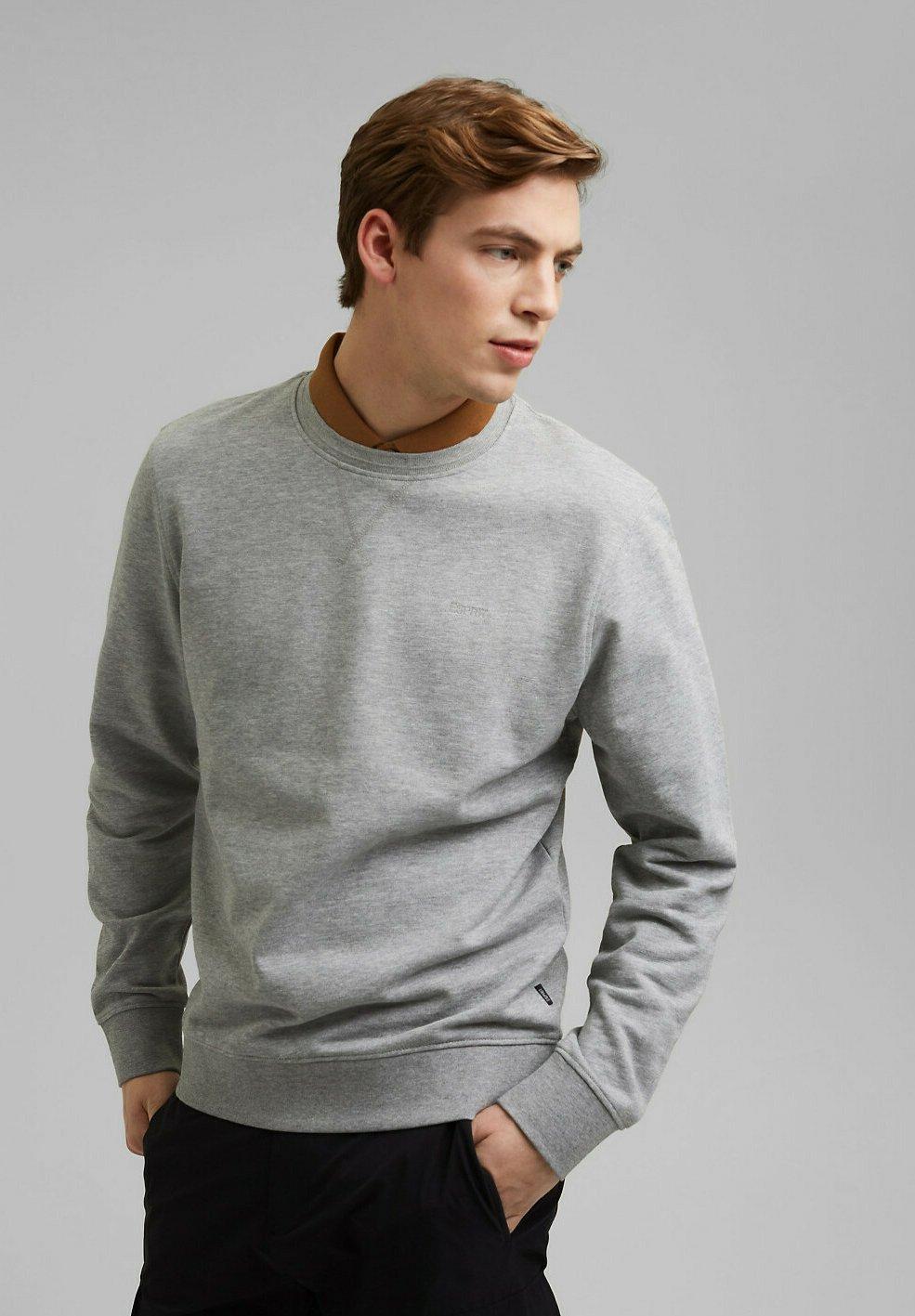 Homme MIT ORGANIC COTTON - Sweatshirt