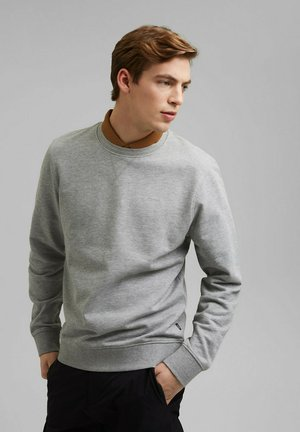 MIT ORGANIC COTTON - Sweatshirt - medium grey