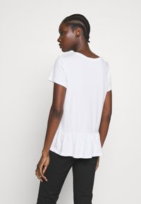Esprit - T-shirts med print - white - 2