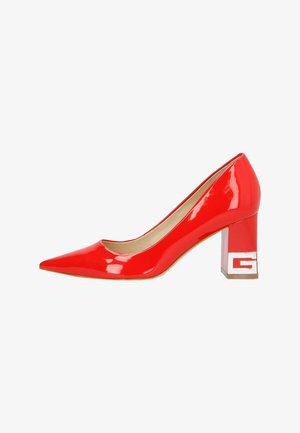 Classic heels - rot