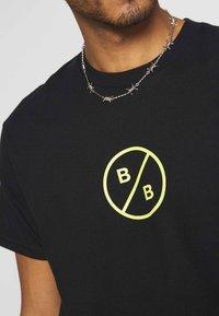 Blood Brother - ALLEN TEE - Print T-shirt - black - 5