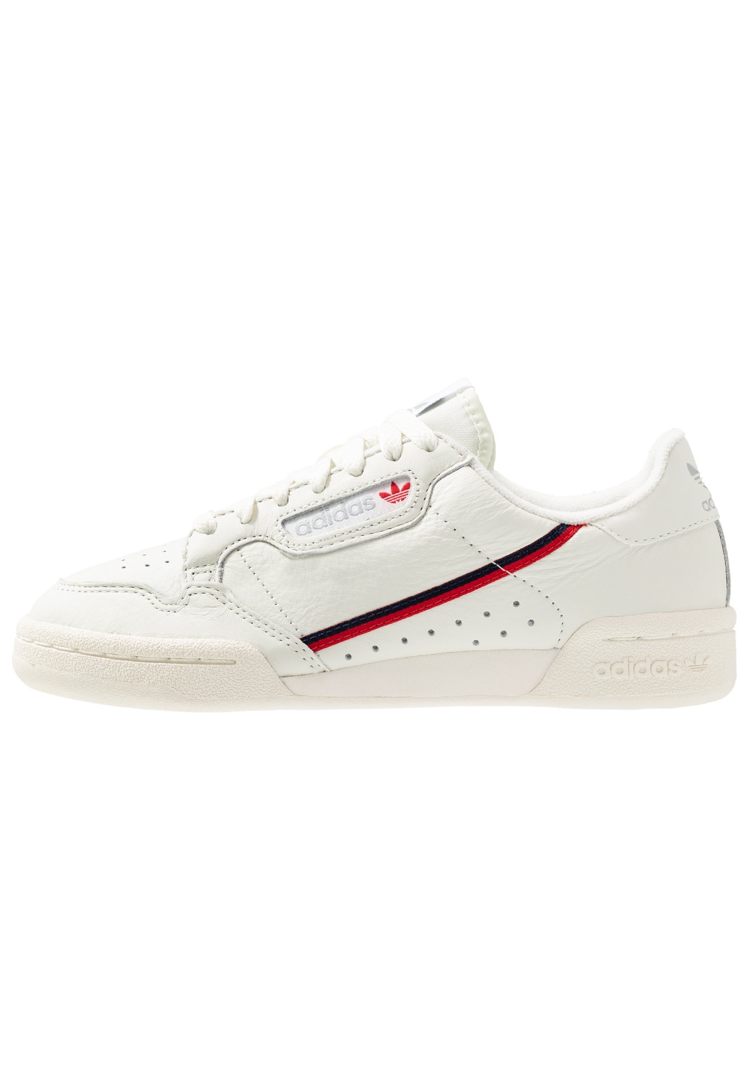 adidas Originals CONTINENTAL 80 - Sneaker low - white tint ...