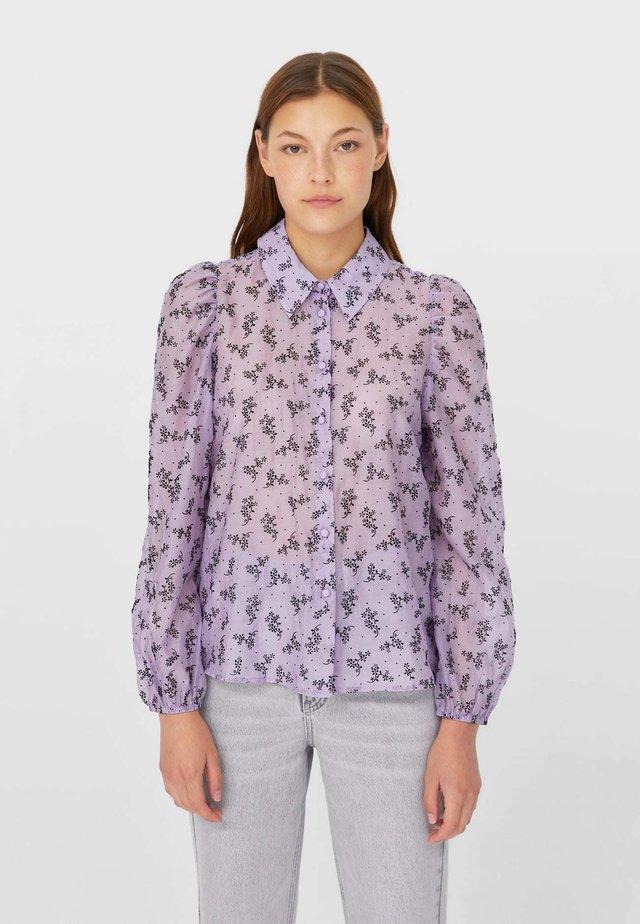 Camicia - purple