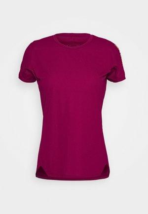 ALLA TEE - T-Shirt print - berry