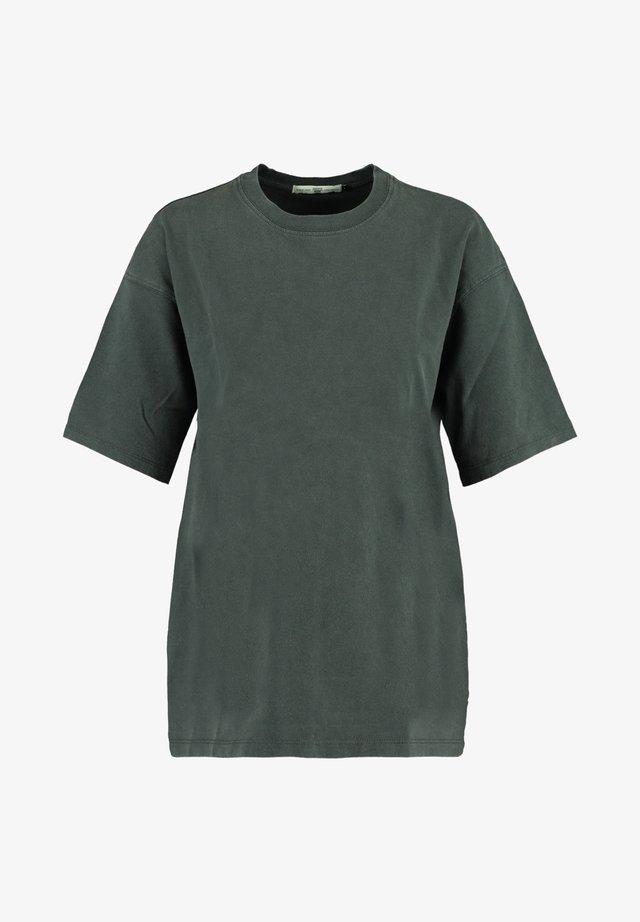 Basic T-shirt - washed grey