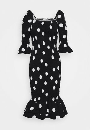 MINNIE JOJO DRESS - Sukienka koktajlowa - black