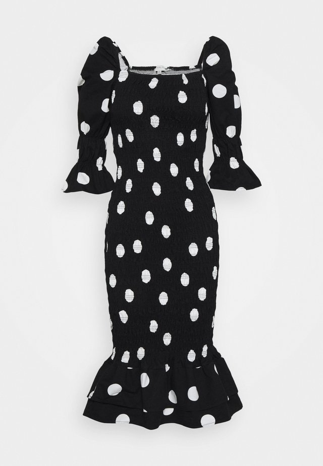 MINNIE JOJO DRESS - Cocktailjurk - black