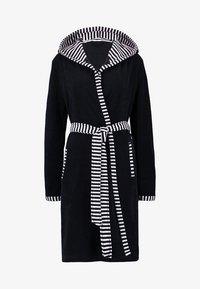 Vossen - JUNO - Dressing gown - schwarz - 4