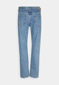 Weekday - PINE REGULAR TAPERED  - Jeans straight leg - sky blue - 1