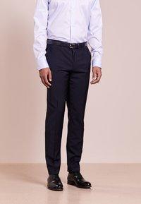 HUGO - HARTLEYS - Pantalon de costume - dark blue - 0