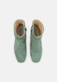 Repetto - MELO - Bottines - jade/argent - 4