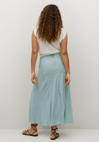 Violeta by Mango - A-line skirt - wassergrün - 2