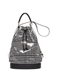 O Bag - Tote bag - bianco/nero - 1