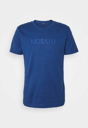 Print T-shirt - cobalto scuro