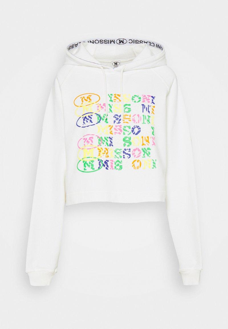M Missoni - FELPA - Sweatshirt - white