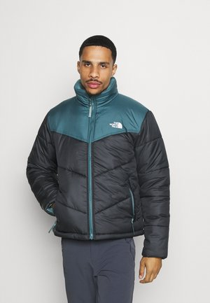 SAIKURU JACKET - Winter jacket - blue