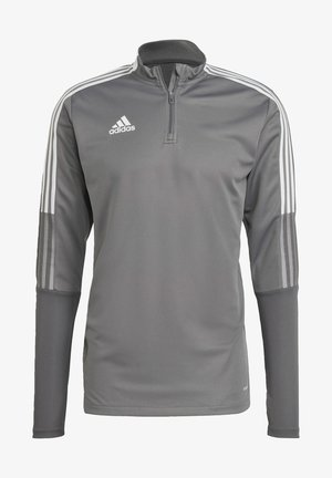 TIRO  TRAININGSOBERTEIL - Camiseta de manga larga - grey