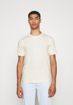 RAPHAEL - Basic T-shirt - ecru