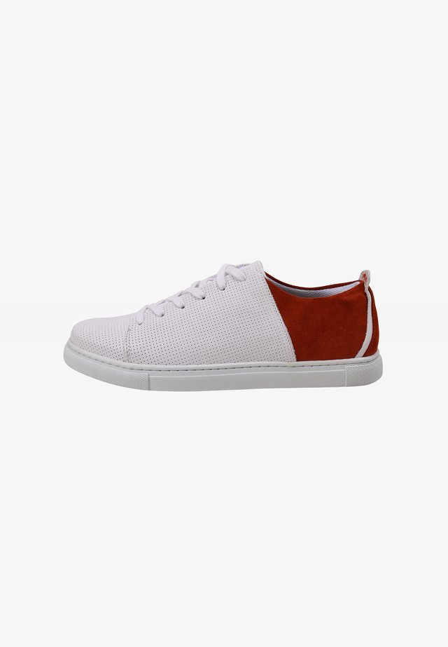 RENE - Sneakers basse - white