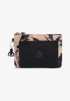 DUO POUCH - Wash bag - coral flower