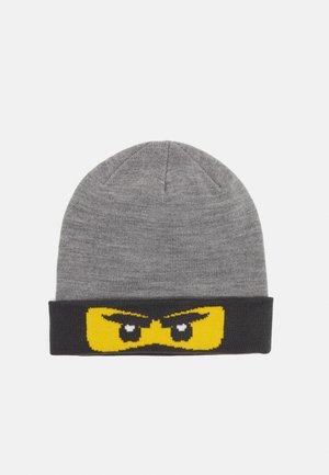 ANTONY HAT - Mütze - grey melange