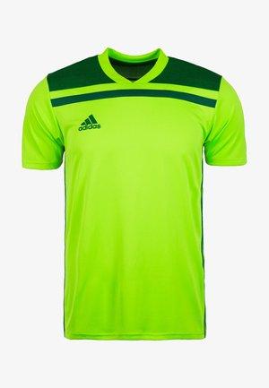 REGISTA  - Sportswear - neon green/dark green