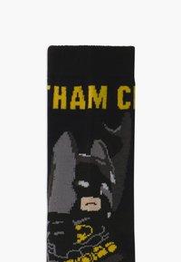 LEGO Wear - BATMAN 3 PACK - Strømper - black - 2