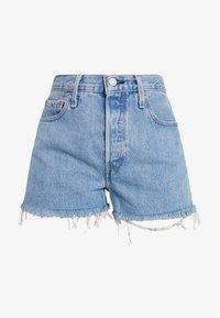 Levi's® - 501® HIGH RISE SHORT - Denim shorts - flat broke - 3