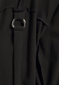 The Ragged Priest - SKATER DRESS STRAP DETAIL AND D-RINGS - Jerseykjole - black - 2