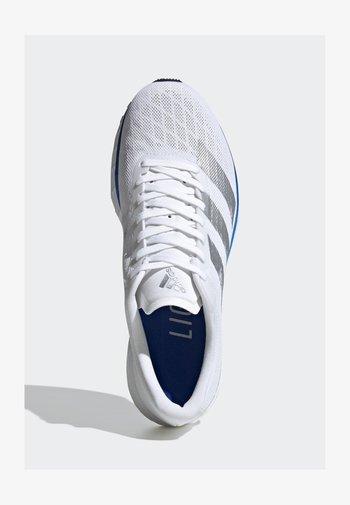 ADIZERO ADIOS 5 SHOES - Neutral running shoes - white