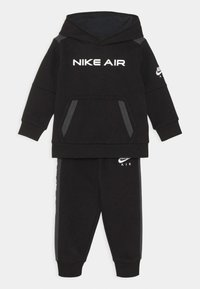 Nike Sportswear - AIR SET - Trainingspak - black - 0
