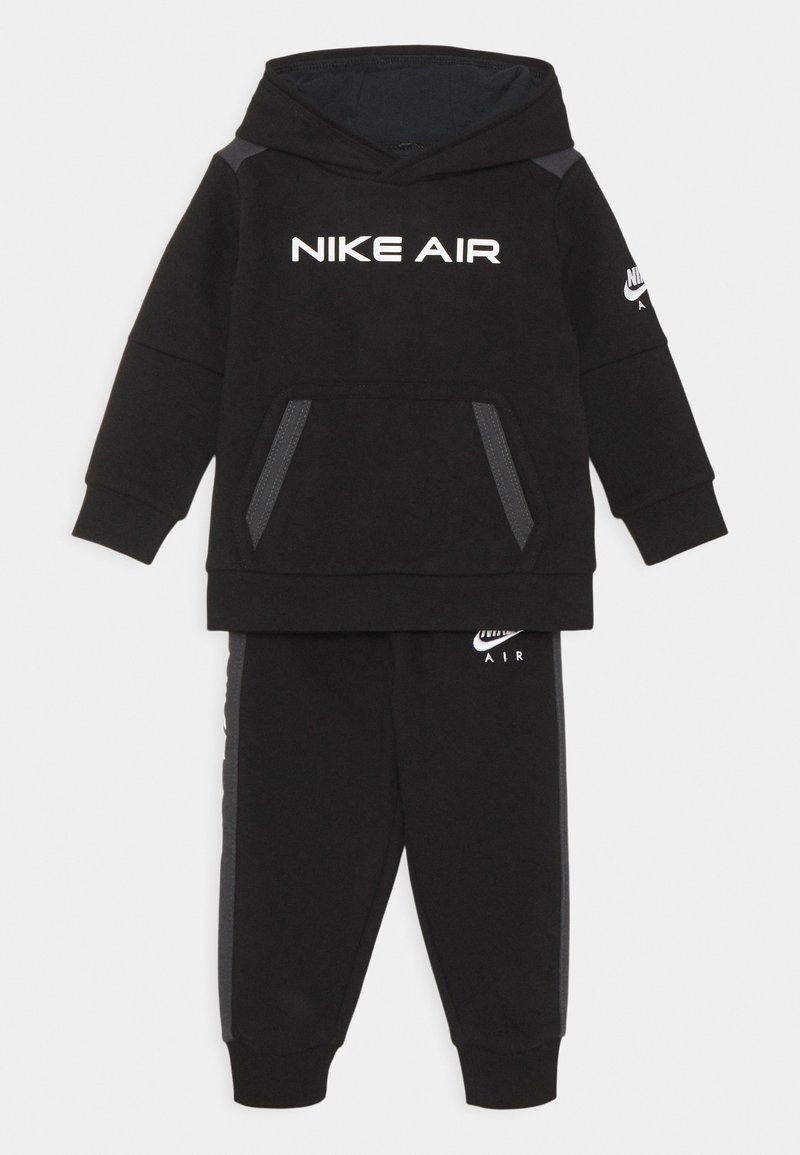 Nike Sportswear - AIR SET - Trainingspak - black