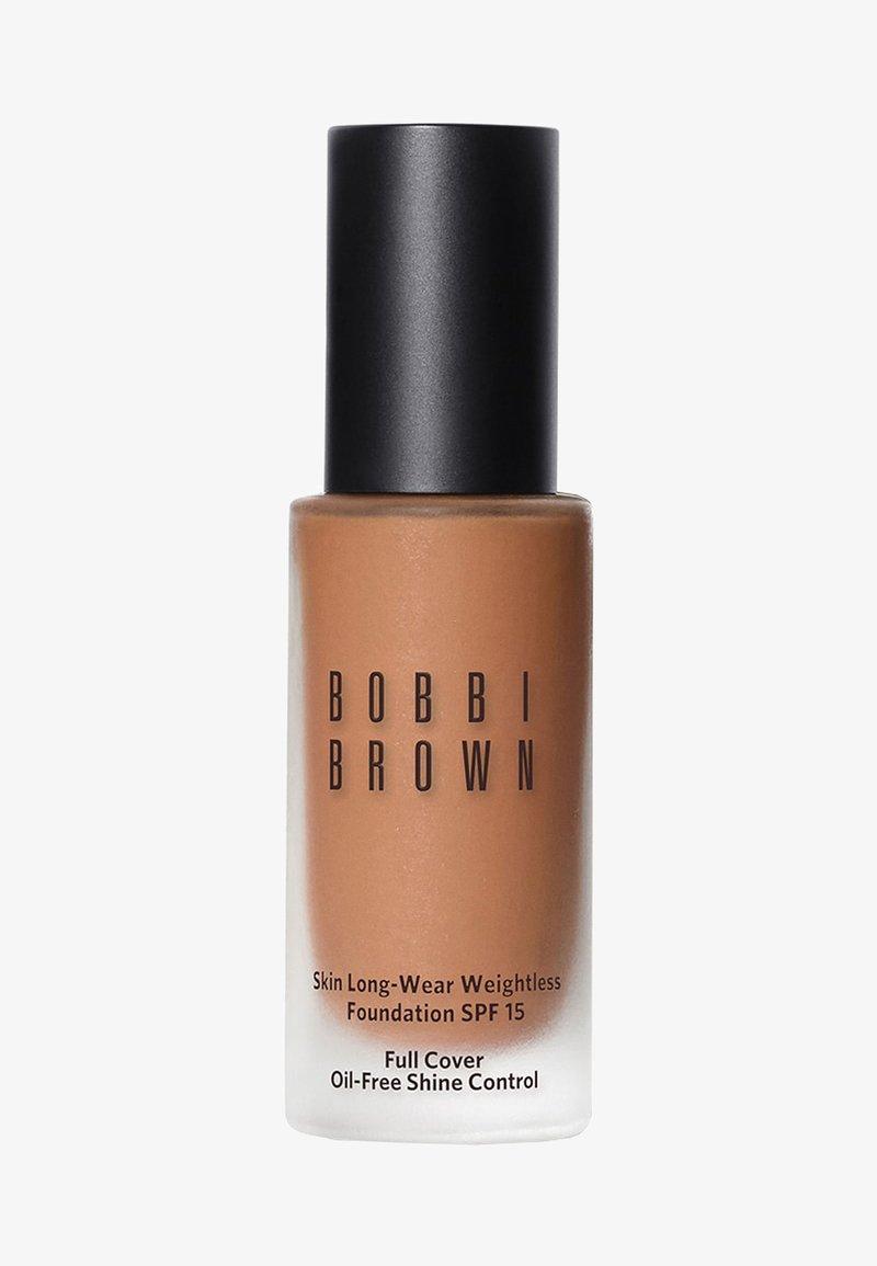 Bobbi Brown - SKIN LONG WEAR WEIGHTLESS FOUNDATION SPF15 - Foundation - c-066 cool honey