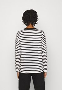 Carhartt WIP - ROBIE  - Long sleeved top - wax/black - 2