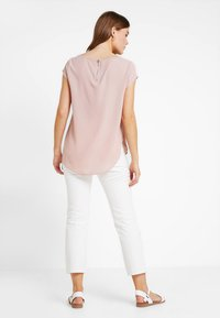ONLY - ONLVIC SOLID  - T-shirts med print - pale mauve - 2
