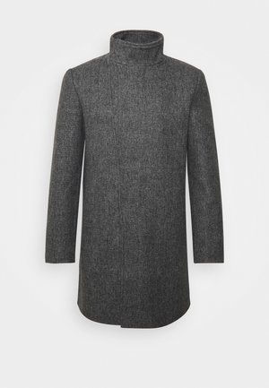 Manteau court - grey melange