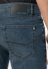 Pierre Cardin - LYON  - Slim fit jeans - darkblue - 2