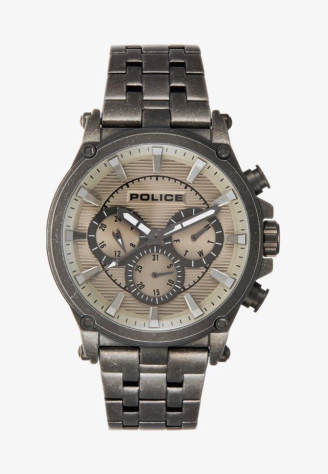 REBEL STYLE - Watch - gunmetal