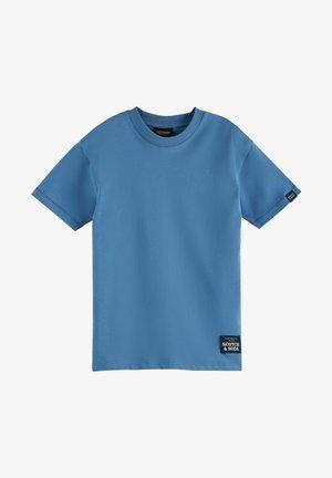 Basic T-shirt - aviator blue