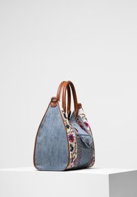 Desigual - FLOWERS - Sac à main - blue