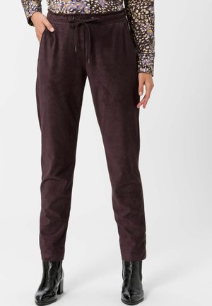 STYLE MORRIS - Tracksuit bottoms - brown
