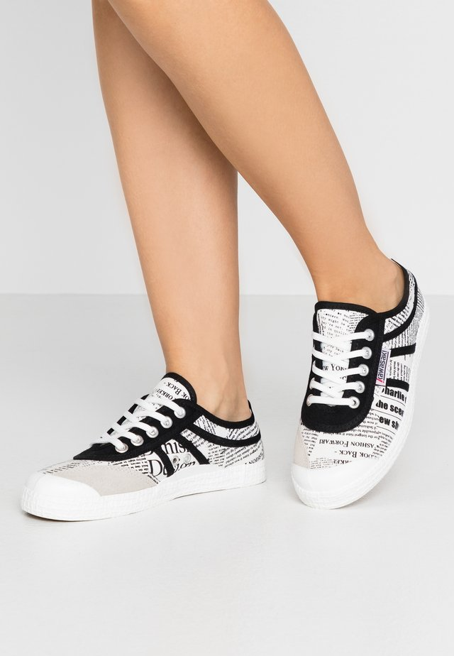 NEWS SHOE - Sneakers laag - white