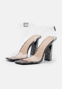 BEBO - VERITY - High heeled sandals - black - 2