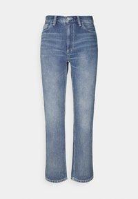 Carhartt WIP - MITA PANT - Straight leg jeans - blue - 4