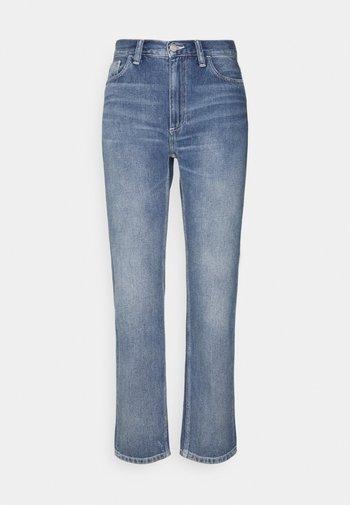 MITA PANT - Straight leg jeans - blue